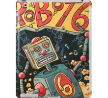 Robot 6 iPad Case/Skin