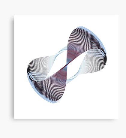 Circle Study No. 199 Canvas Print