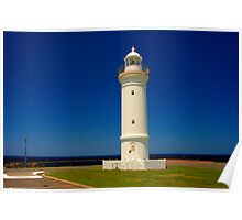 Kiama Lighthouse, NSW. Poster