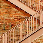 Simple Stairs by David Edwards
