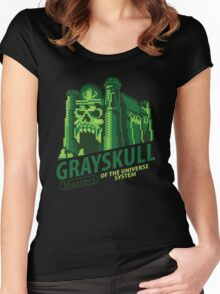 Game of Grayskull  Women's Fitted Scoop T-Shirt