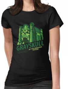 Game of Grayskull  Womens Fitted T-Shirt