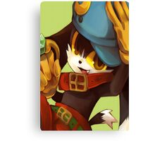 Klonoa full cover Canvas Print