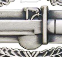 Combat Action Badge Sticker