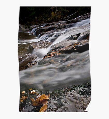Franconia Notch Autumn Poster
