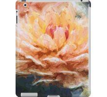 Impressionist Style Water Lily - Lotus - Zen Art - Impressionism iPad Case/Skin
