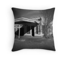 Service Station 2 Throw Pillow