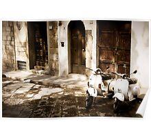 Florence Vespa - Take a ride! Poster