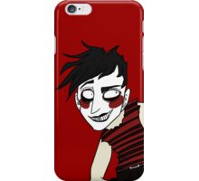 Wes the Silent iPhone Case/Skin
