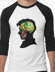 Alex Turner - Psychedelic Men's Baseball ¾ T-Shirt