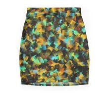 Mind Block Mini Skirt