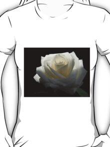 White White Rose T-Shirt