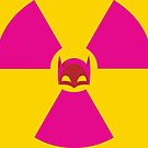 Batman's Contaminated Cowl by Summo13