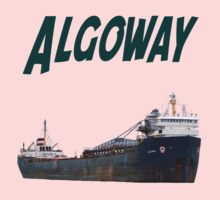 Algoway - Just Passing Through One Piece - Short Sleeve