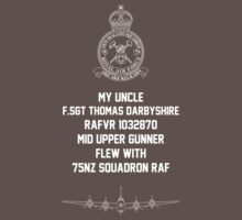My Uncle - Thomas Darbyshire by 75nzsquadron