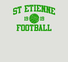 St Etienne Football Athletic College Style 2 Gray Unisex T-Shirt