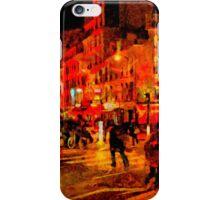 One Autumn Night Fine Art Print iPhone Case/Skin