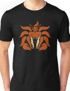9 Tailed Shinobi Unisex T-Shirt