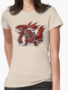Red Orb Akantor Womens Fitted T-Shirt
