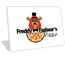 Modern Five Nights at Freddy's Logo Laptop Skin