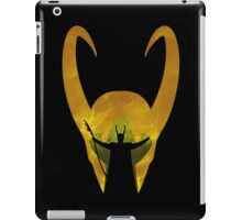 Evil God of Mischief iPad Case/Skin
