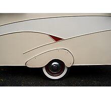 Caravan detail Photographic Print