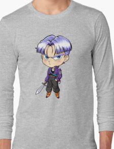 Mini Trunks Long Sleeve T-Shirt