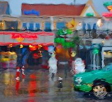 Rainy days.... by Adri  Padmos