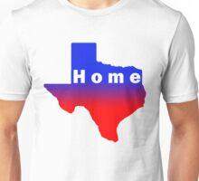 Iskybibblle /Home Range / Texas Red Blue Unisex T-Shirt