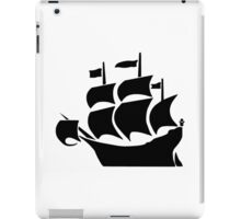 Galleon iPad Case/Skin