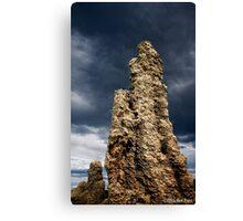 Tufa Towers 2 Canvas Print