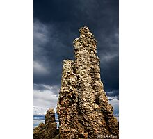 Tufa Towers 2 Photographic Print