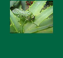Silver-spotted Bladderhopper on an Aloe Unisex T-Shirt