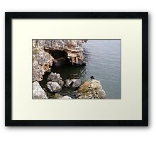 Blackwall Reach, Point Walter, WA Framed Print
