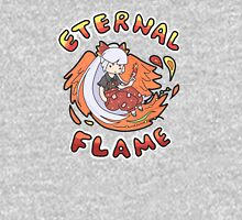 Eternal Flame Mens V-Neck T-Shirt