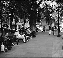 Leicester Square, London, UK by aldogallery