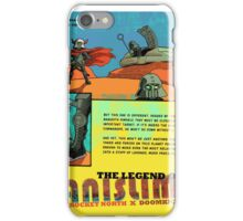 Banislime Comic Page 2 iPhone Case/Skin