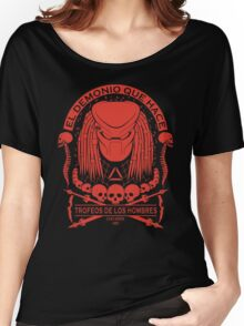 The Skull Collector Women's Relaxed Fit T-Shirt