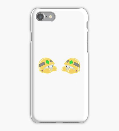 Mega Man - Mets iPhone Case/Skin