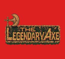Legendary Axe One Piece - Short Sleeve