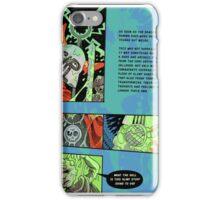Banislime Comic Page 5 iPhone Case/Skin
