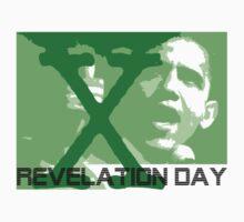 OBAMA X REVELATION DAY by karmadesigner