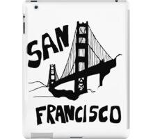 San Francisco, California Golden Gate iPad Case/Skin