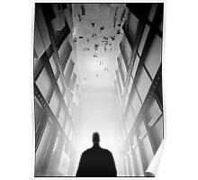 Tate Modern, Olafur Eliasson's Installation Poster