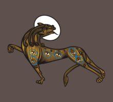 Sant Climent de Taull - Lion by PONSHOP