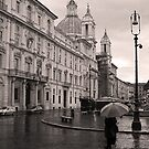 Piazza Navona, Rome, Italy by Caimin Jones