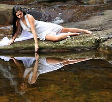 Stacey - Titania reflected by wildplaces