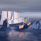 Frozen in time by Godwin Jacob D'Souza