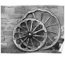 Wheels Poster