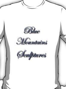 Blue Mountains Sculptures T-Shirt